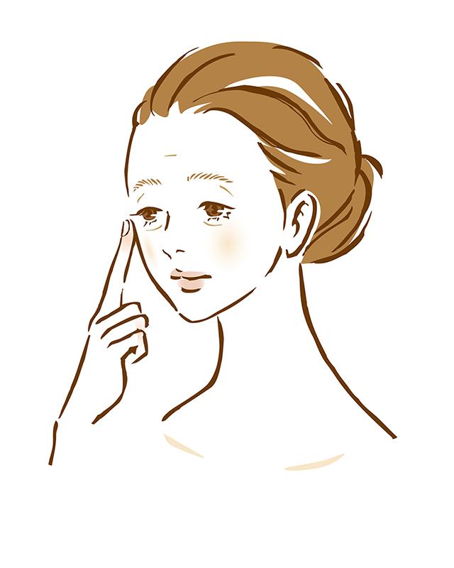 眼瞼下垂の原因は?